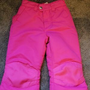 Kids/girls snow pants